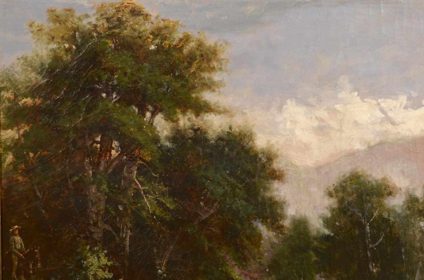 Lot 506: H.D. Gremke o/c California Landscape