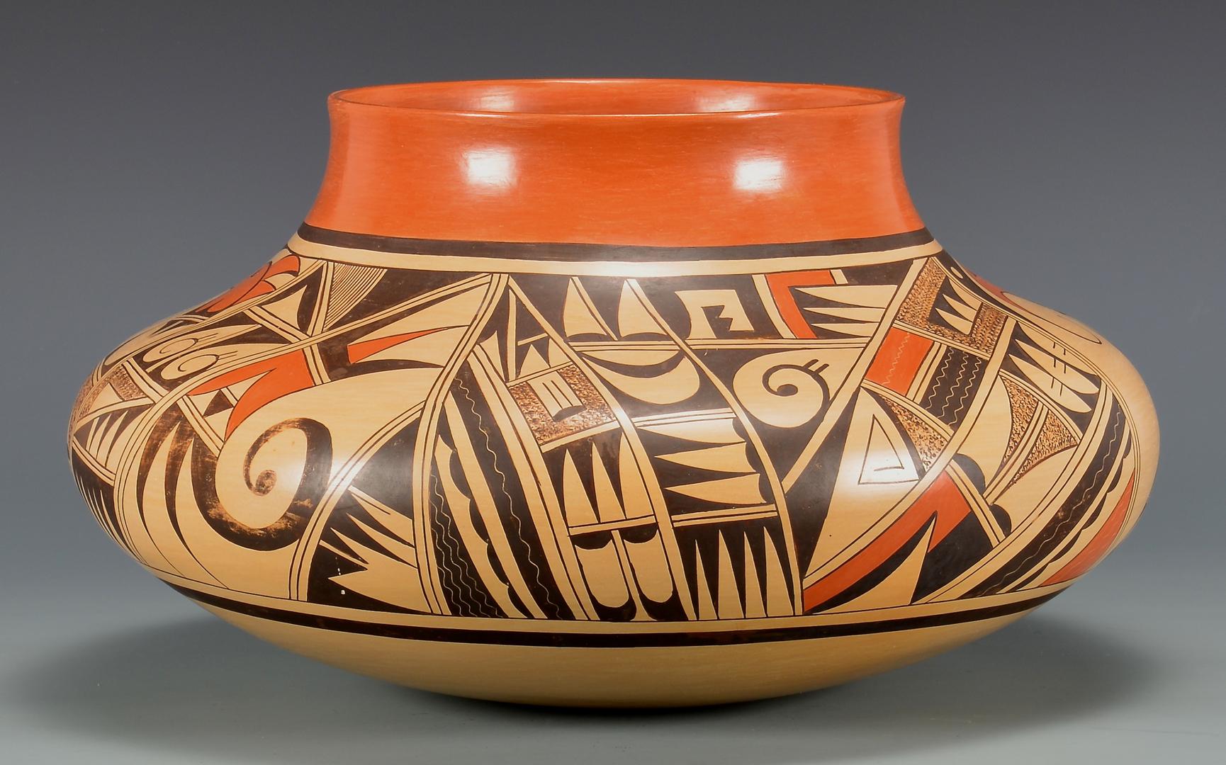 Hopi Pottery Essay