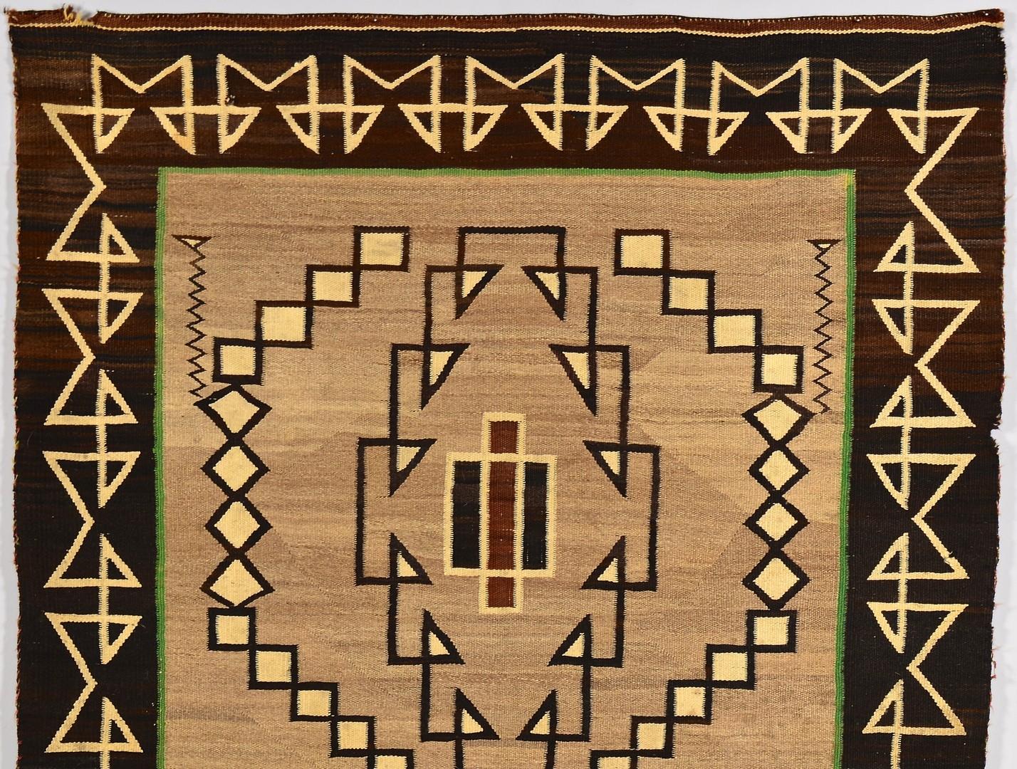 Lot 535: Navajo Teec Nos Pos Weaving