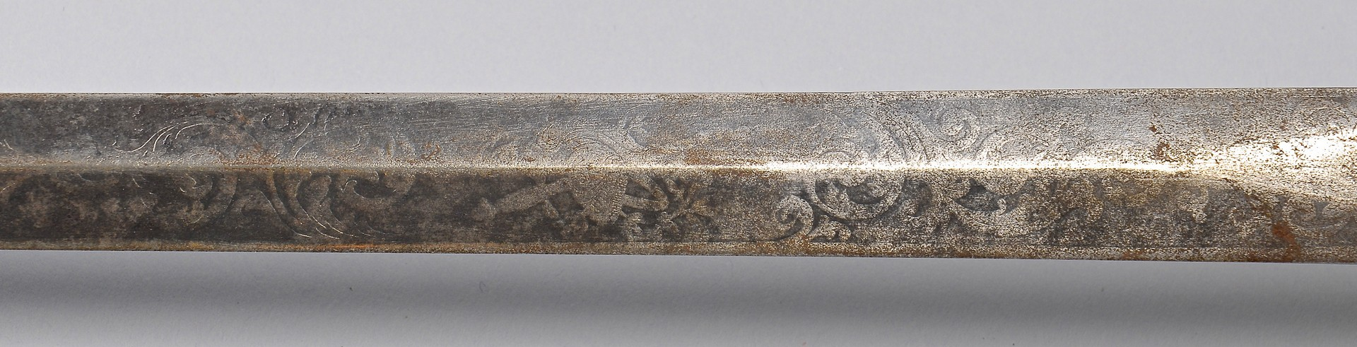 Lot 542: Three (3) Swords, 1 French and 2 American, 19th/ea