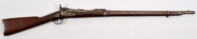 Lot 543: U.S. Model 1884 Springfield Cadet Rifle