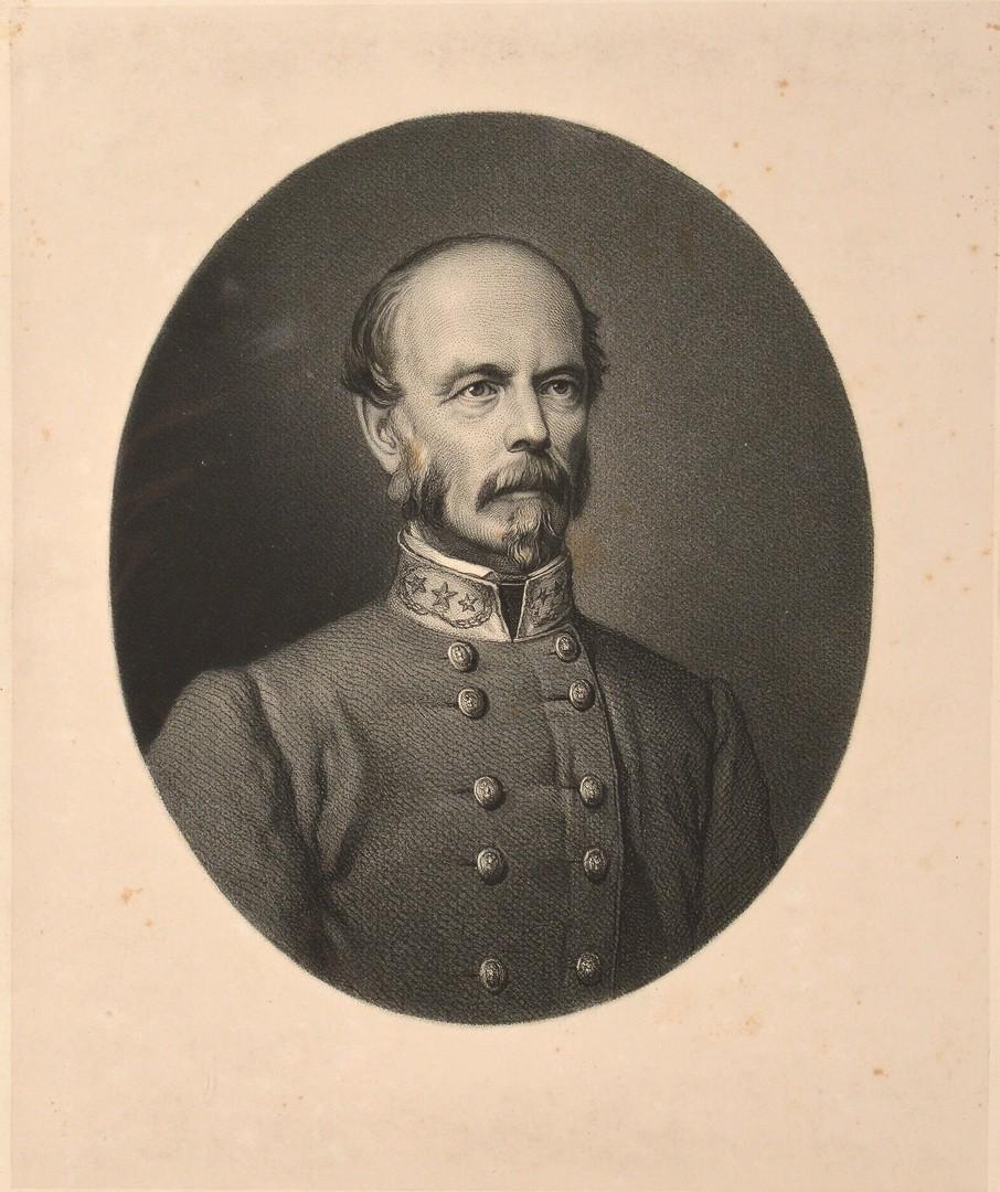 Lot 553: Prints of 5 Civil War Generals