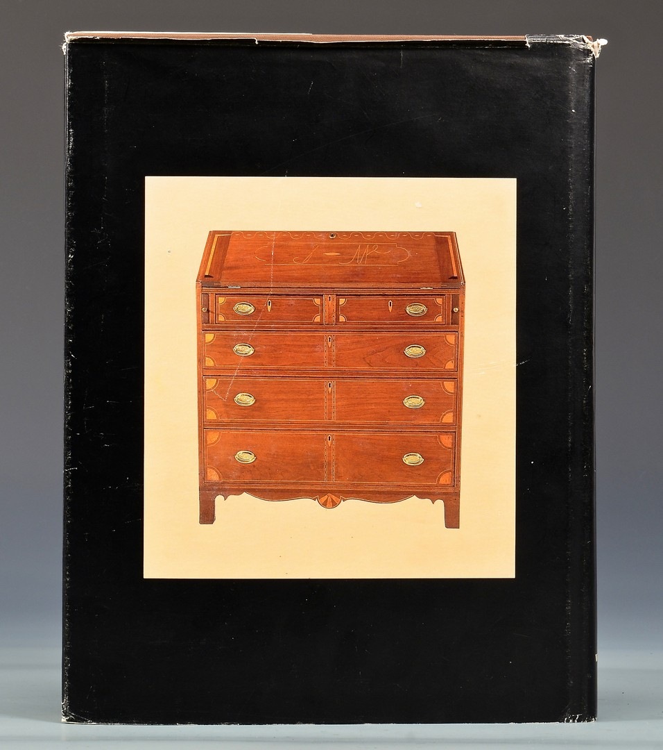 Lot 563: Book: Art & Mystery of TN Furniture