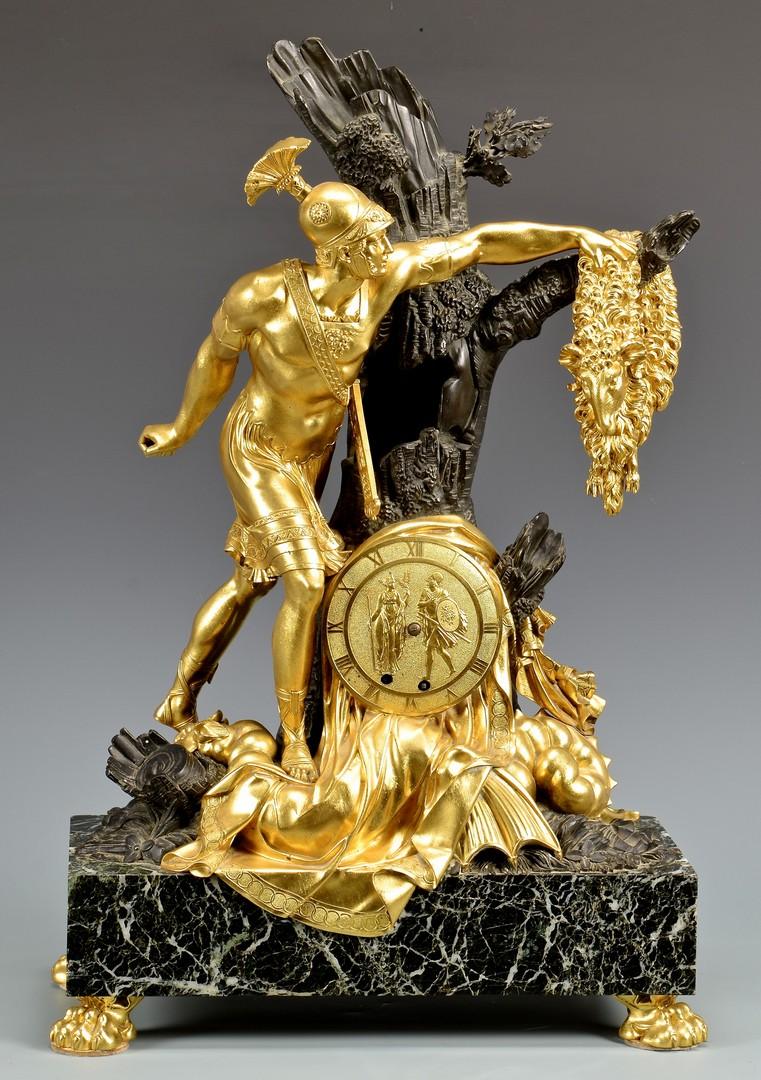 Lot 623: Restoration Ormolu Clock style of Choiselat