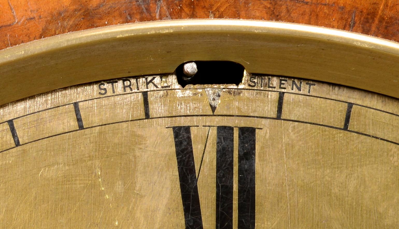 Lot 628: English J. V. Field Mantel Clock