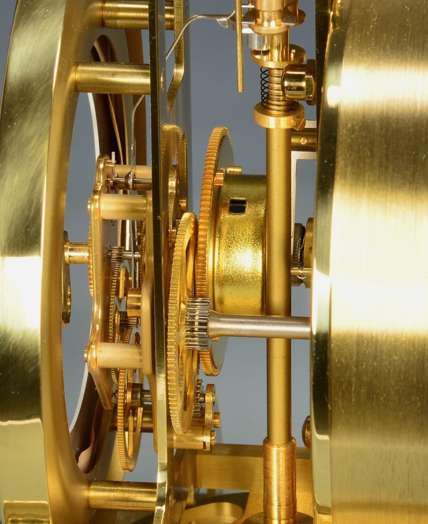 Lot 634: Atmos Clock & Ansonia Anniversary Clock