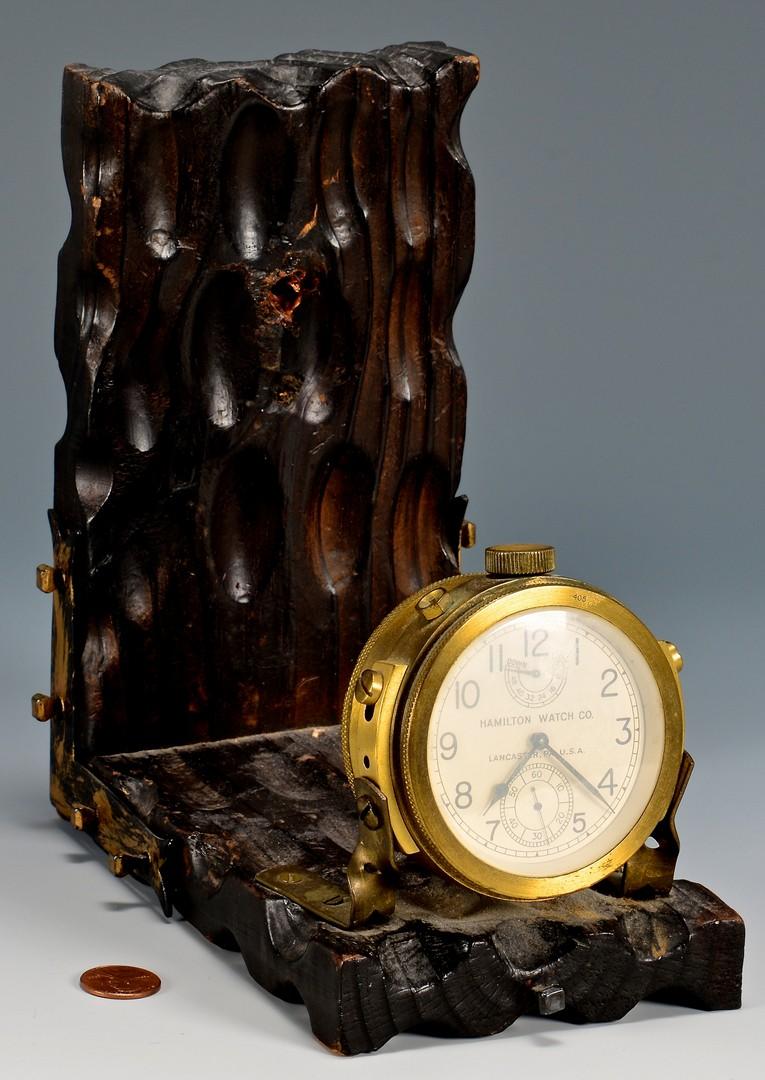 Lot 635: Hamilton Model 22 Ship Chronometer
