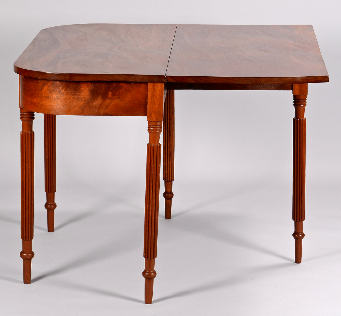 Banquet Dining Table: Lot 698: Tennessee Banquet End Dining Table