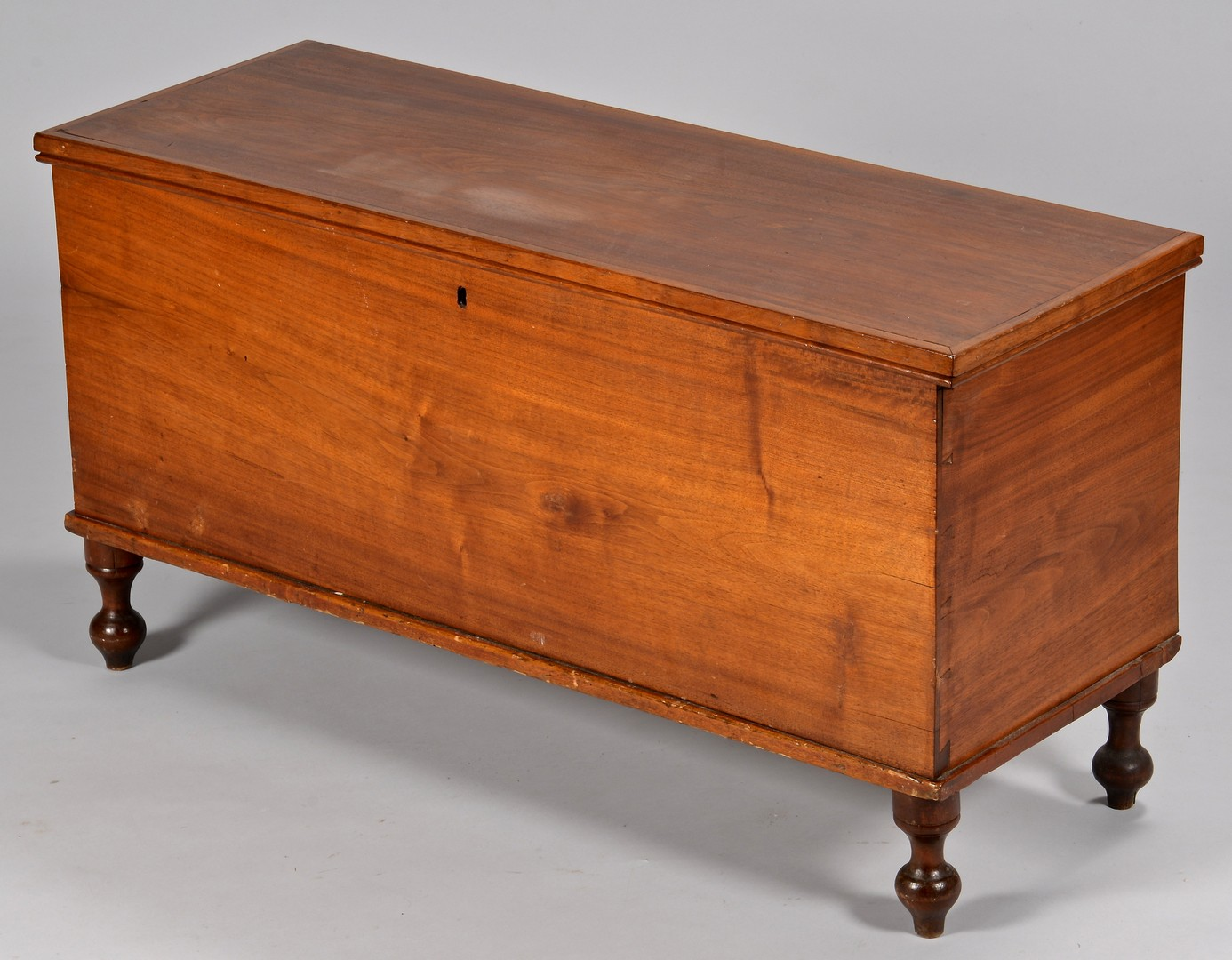 Lot 700: Middle TN Walnut Blanket Chest