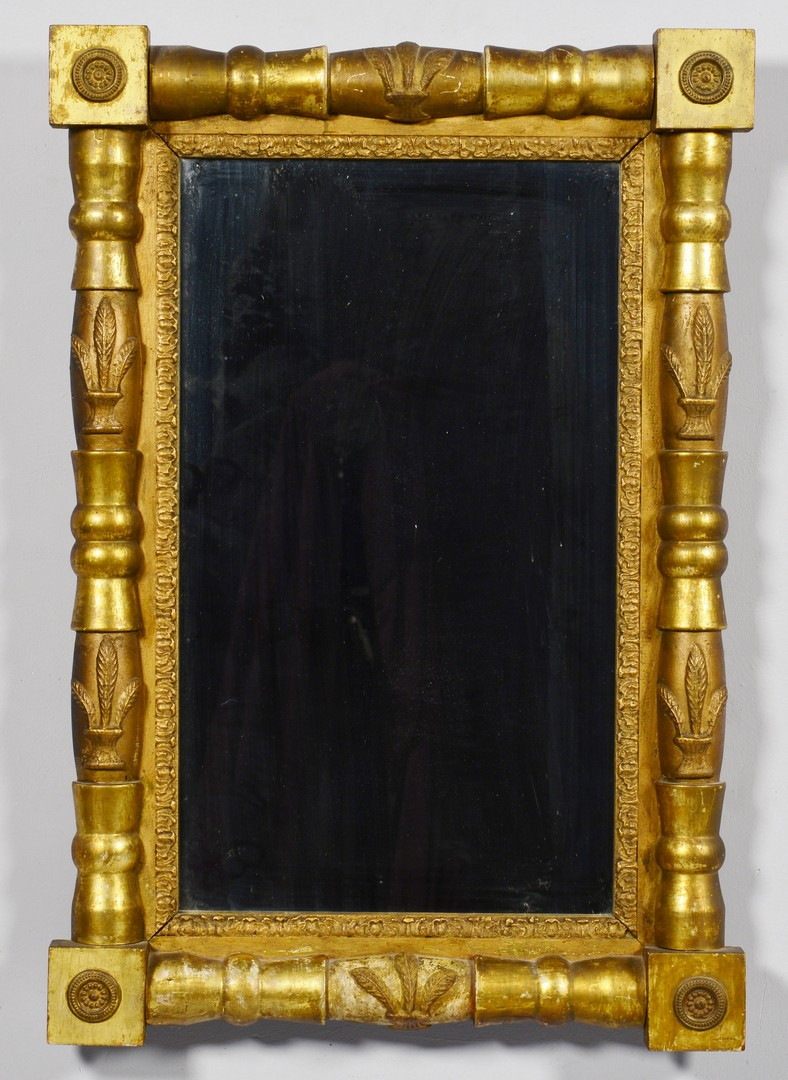 Lot 708: 2 Period Sheraton Mirrors