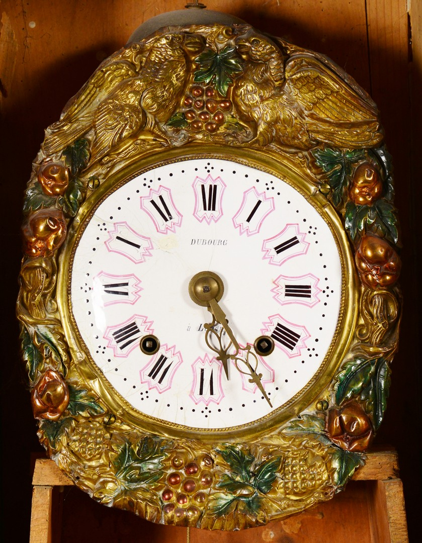 Lot 711: French Louis XV Tall Case Clock