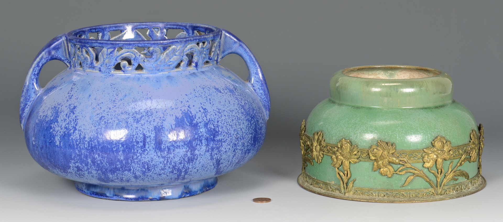 Lot 740: Fulper and Weller Art Pottery