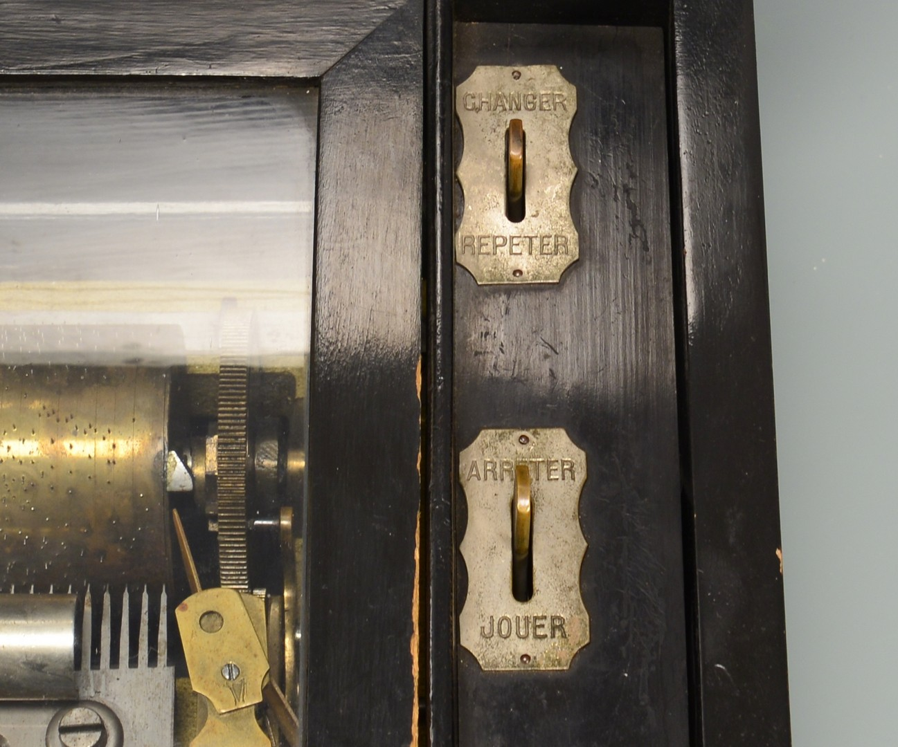 Lot 786: J.H. Heller, Bern Swiss Music Box