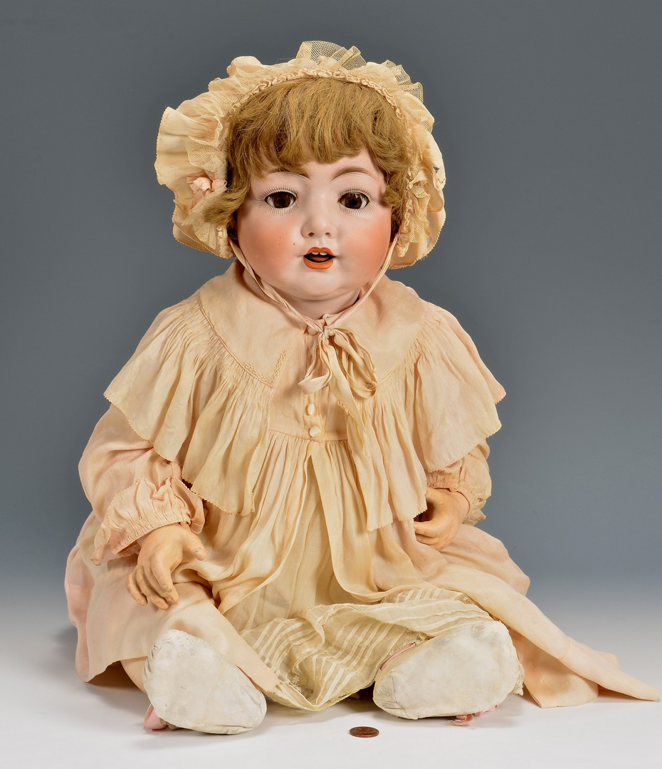 Lot 793: Large Konig & Wernicke Babydoll