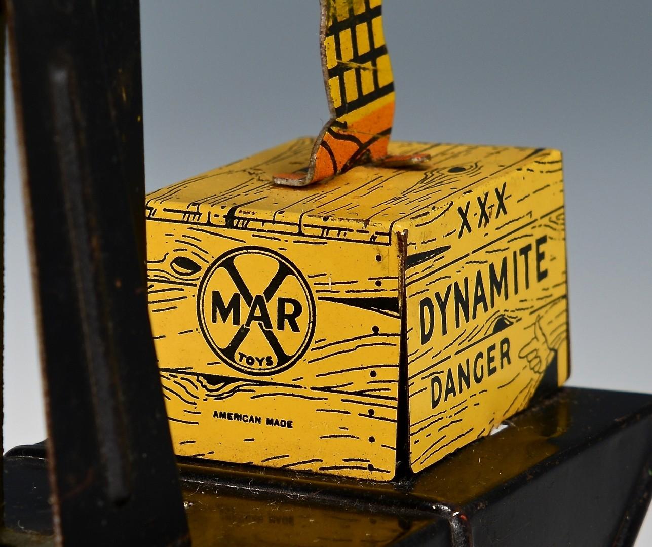 Lot 796: 3 Vintage Tin Wind-Up Toys