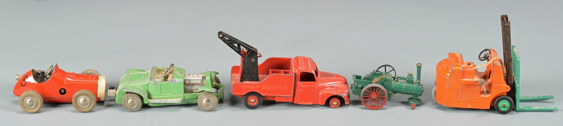 Lot 797: Collection Die-Cast Toys inc. Dinky, Corgi Batmobi