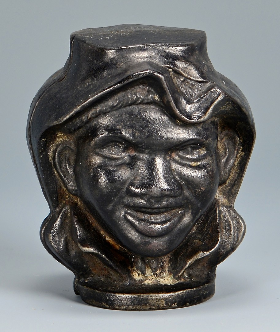 Lot 803: 3 African American Themed Items