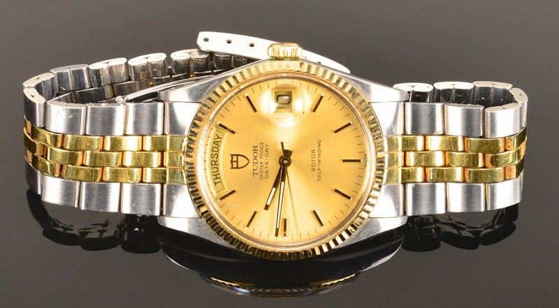 Lot 80: Rolex Tudor Oyster Prince Watch
