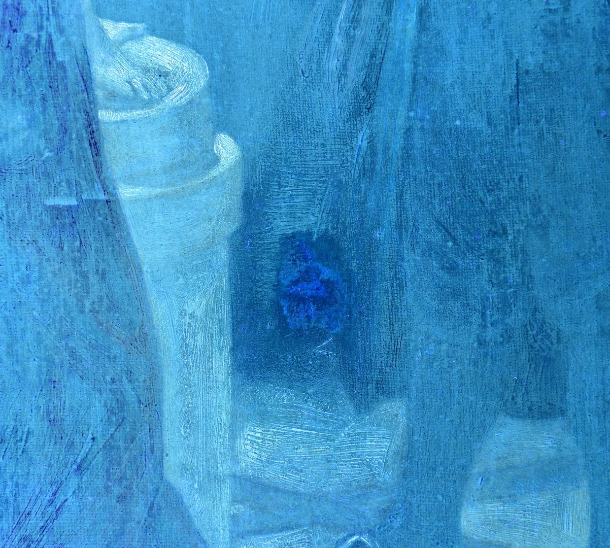 Lot 831: European Oil on Canvas Genre Scene