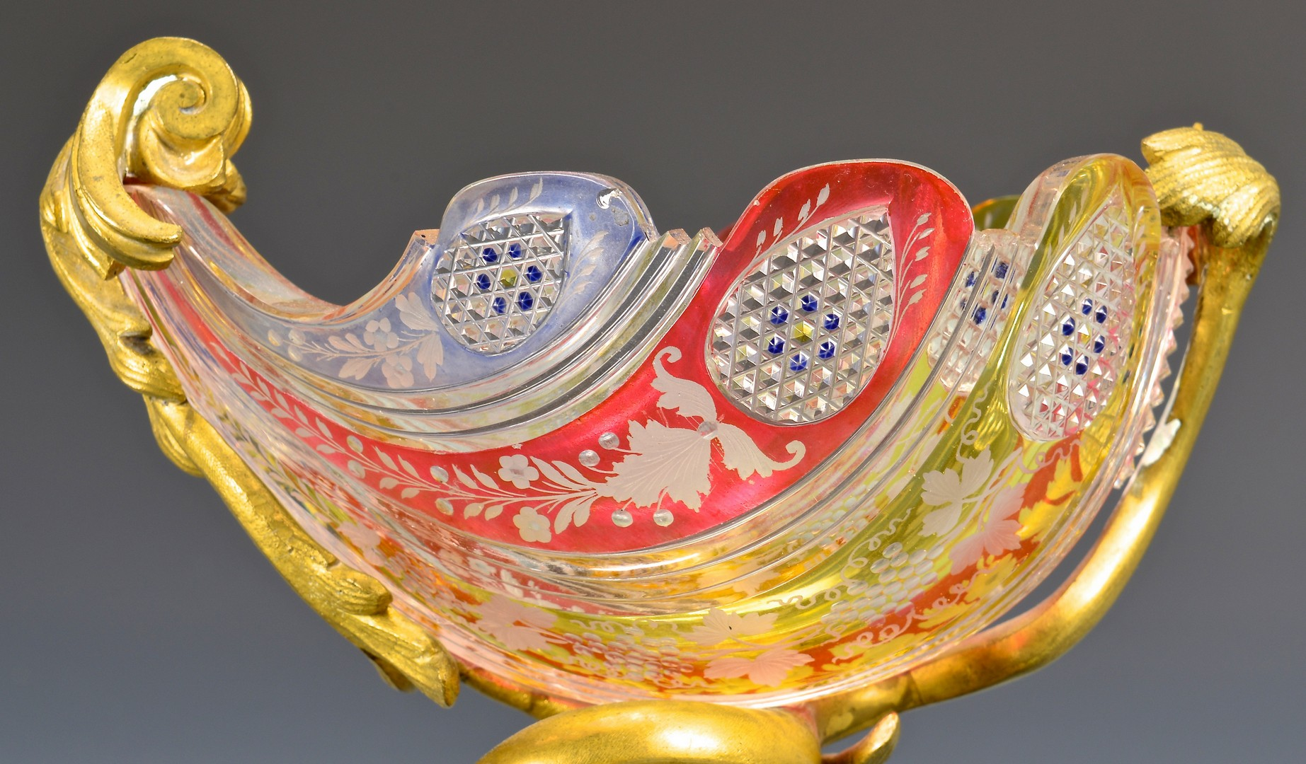 Lot 86: 19th c. Continental Decorative Items