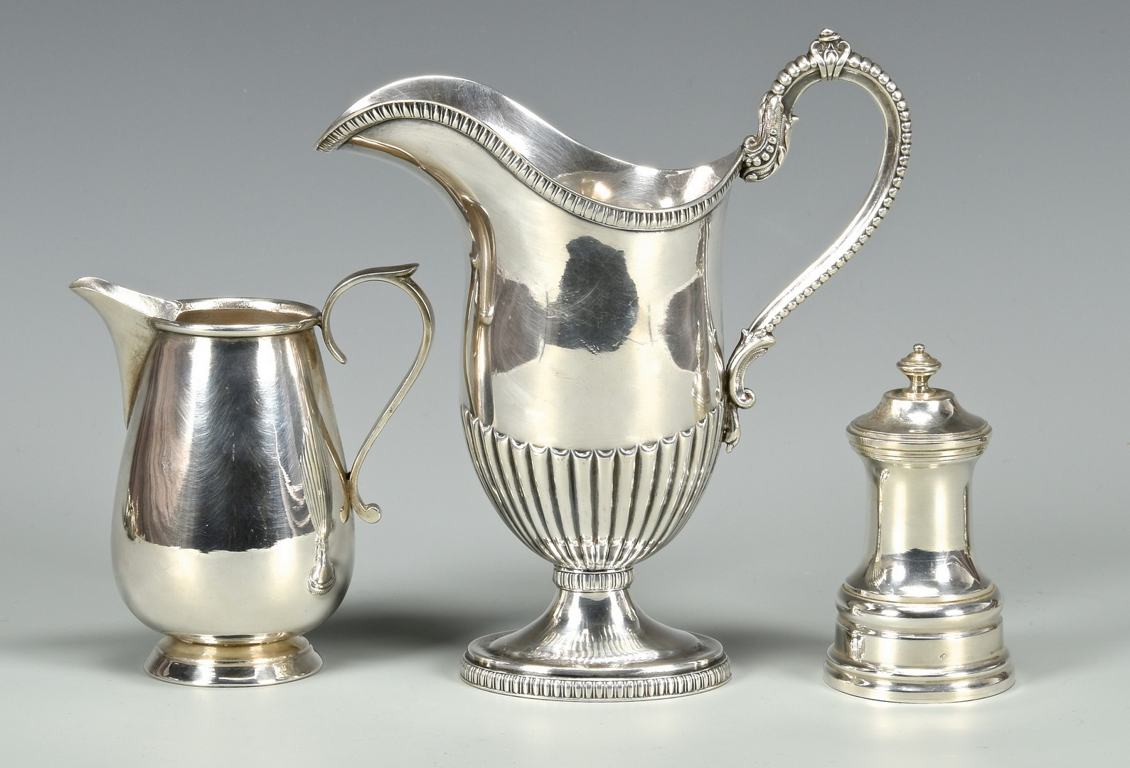 Lot 877: Group of Continental Silver inc Jensen, Buccellati