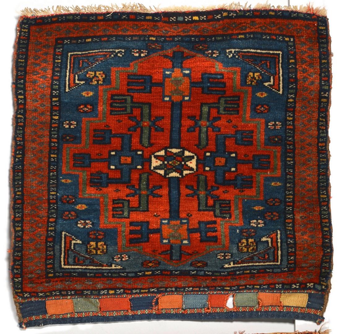 Lot 915: 3 Persian and Caucasian Wool Items