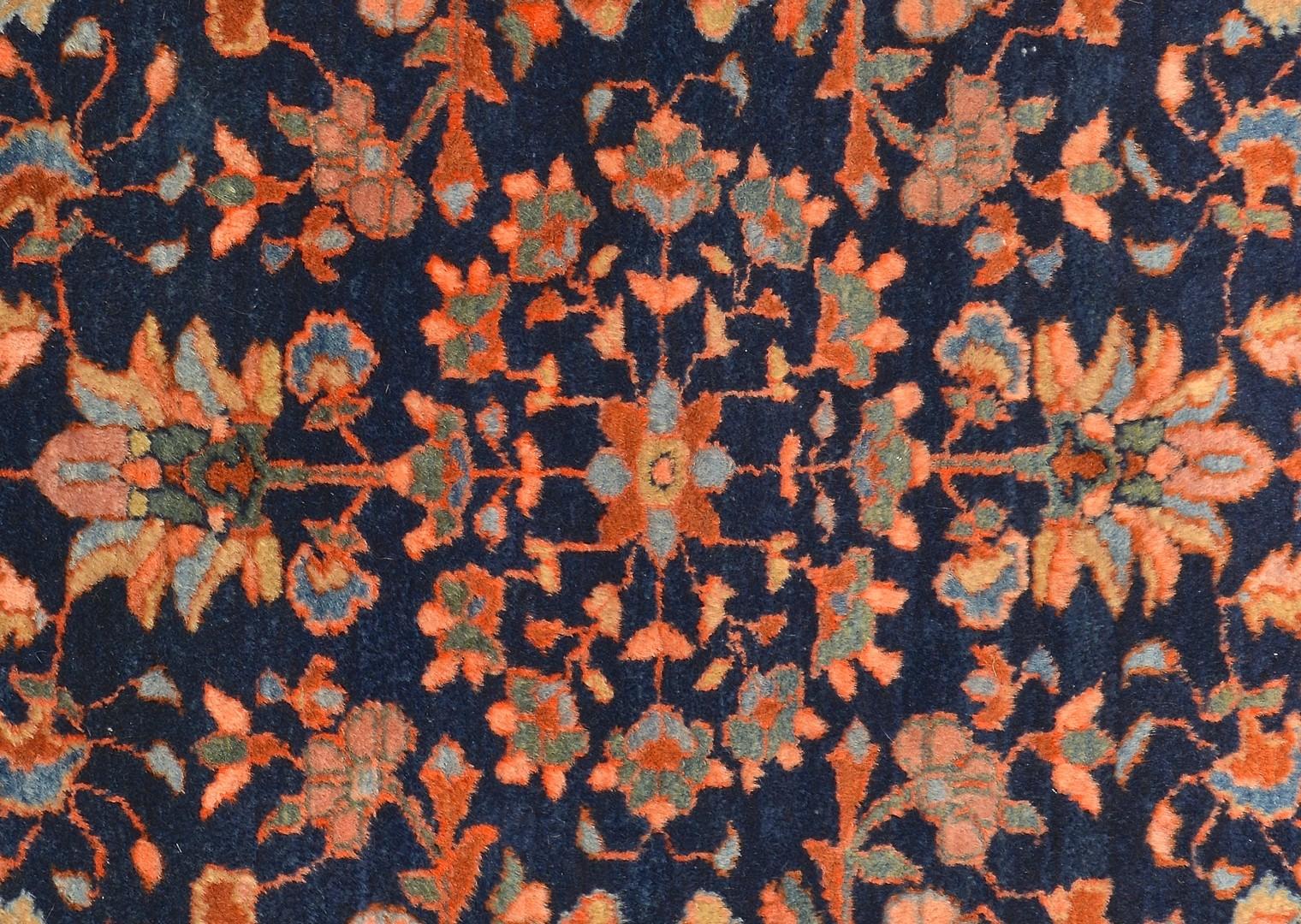 Lot 919: Persian Lilihan area rug, circa 1920