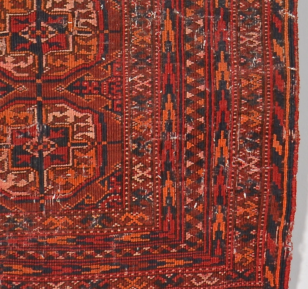 Lot 920: 2 Bokhara Tekke Rugs