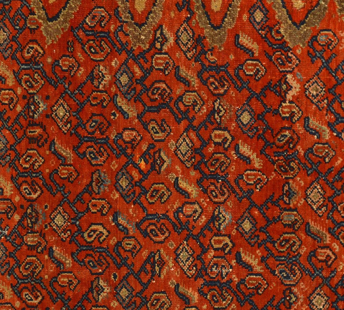 Lot 923: Persian Malayer Rug, 1st qtr 20th c.