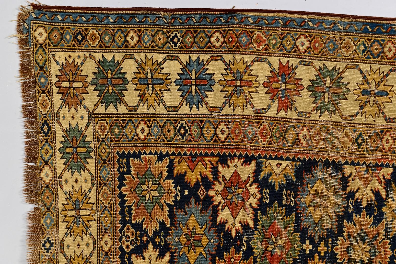 Lot 926: Shirvan Caucasian Rug
