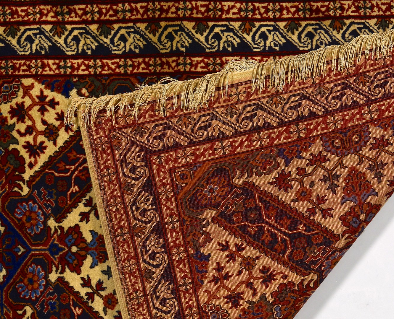Lot 927: Caucasian Seychour Rug