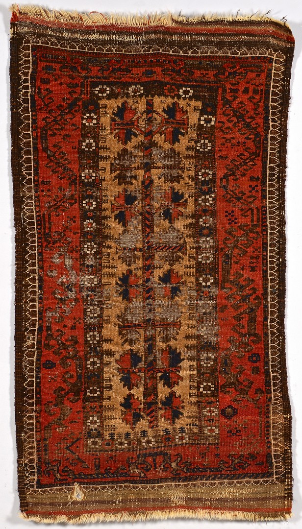 Lot 929: Group of 3 Caucasian Rugs