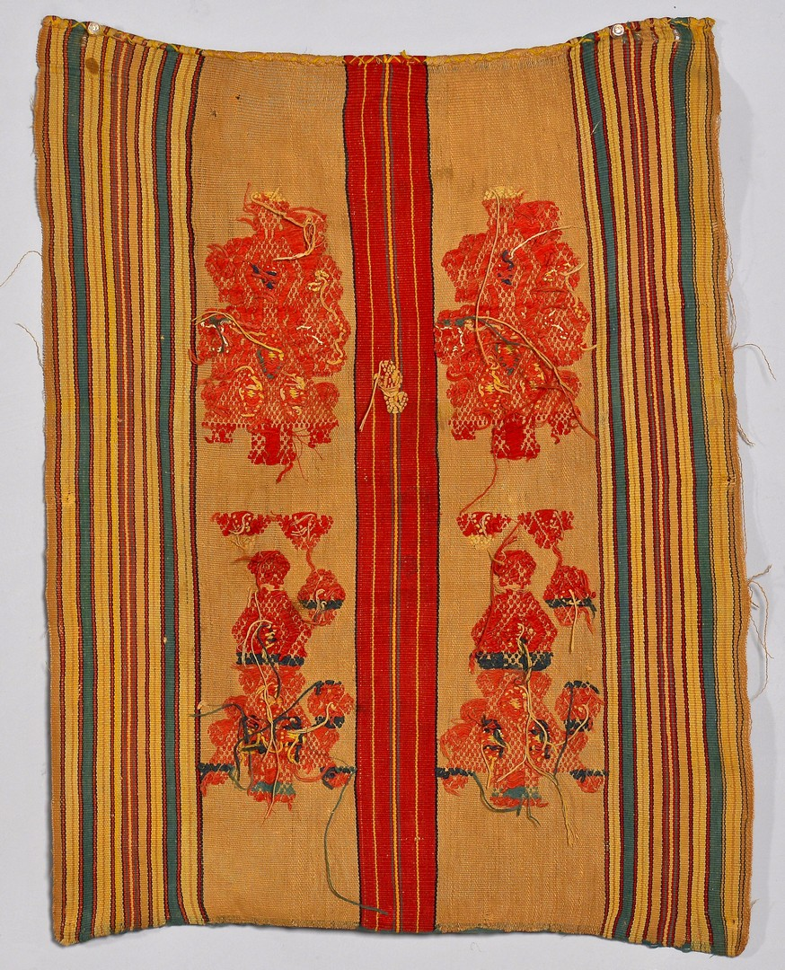 Lot 930: 6 items Guatemalan Textiles, e. 20th c.
