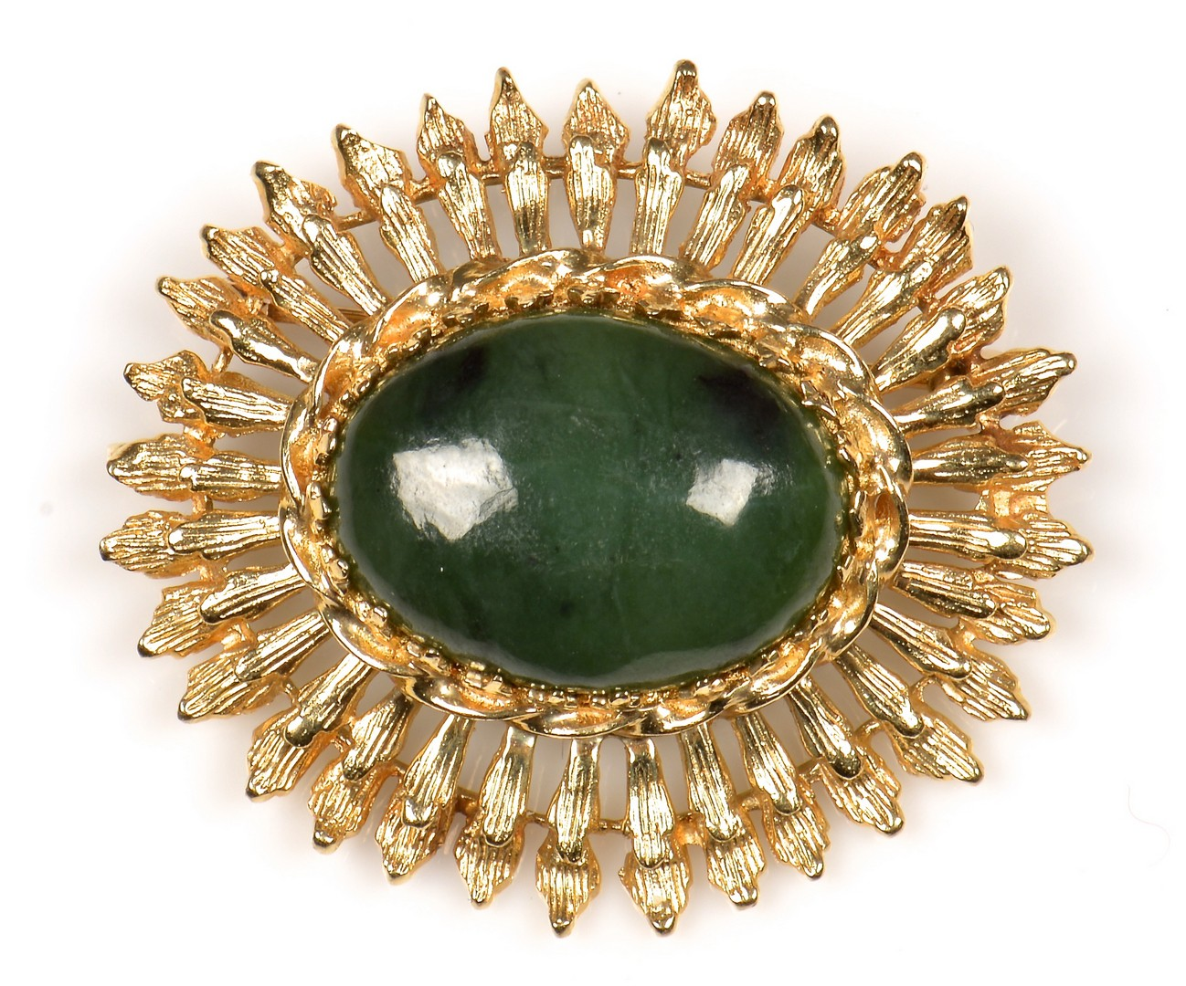 Lot 949: Grouping of 14K & Colored Stone Jewelry