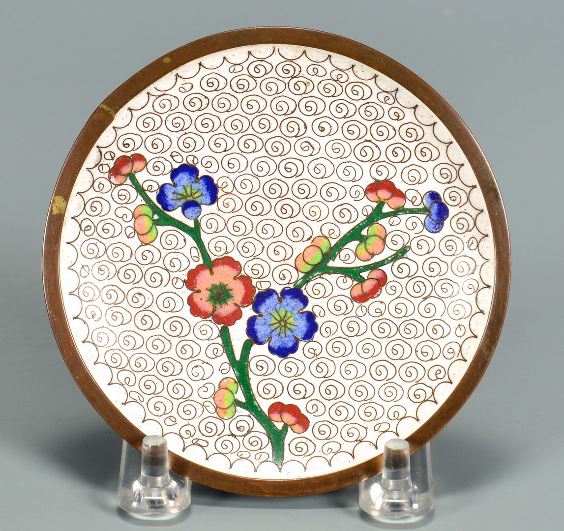 Lot 122: 4 Asian Decorative Items