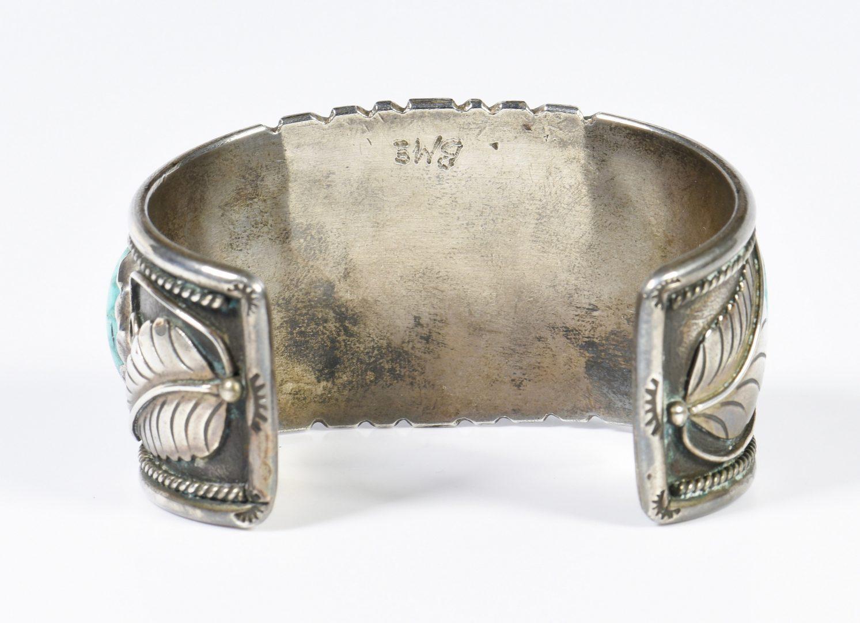 Lot 142: 3 Navajo and Zuni Jewelry Items