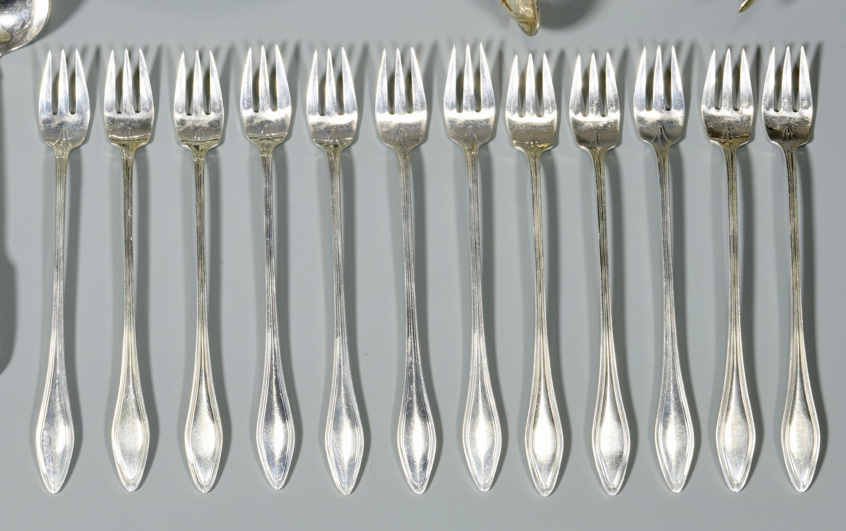 Lot 148: Assd. Sterling, Coin Silver inc. 2 candy bowls