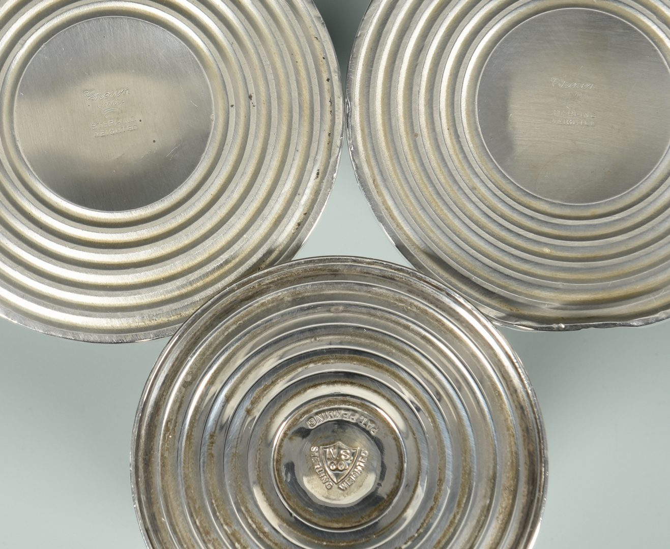 Lot 156: 10 Weighted Sterling Items