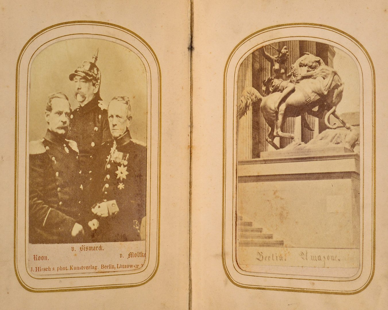Lot 174: German & Prussian CDV Album