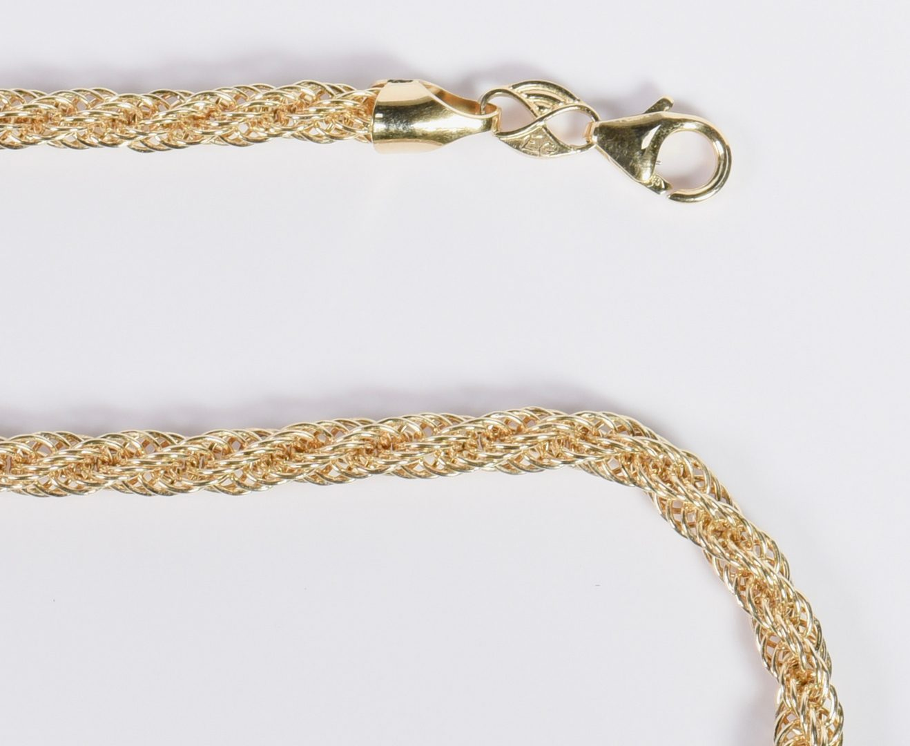 Lot 18: Two Items 14K Jewelry