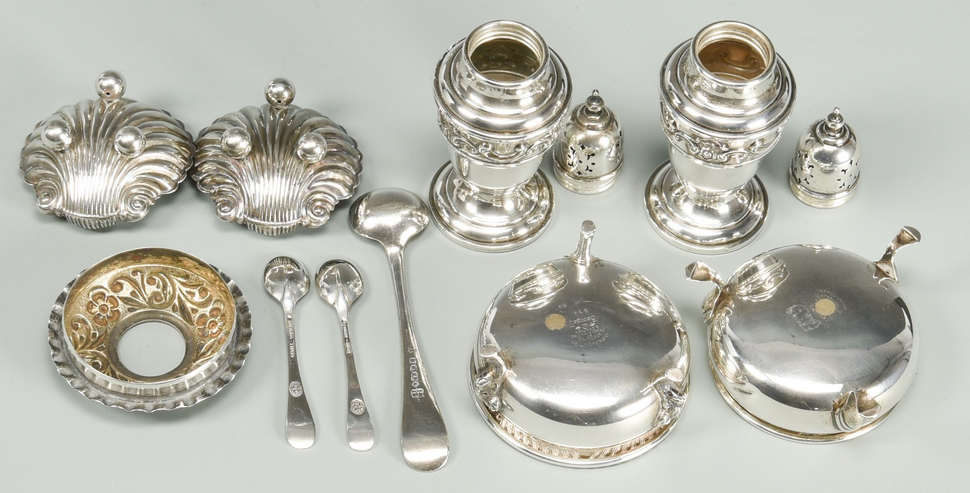 Lot 48: Group of Collectibles incl Pottery, Sterling