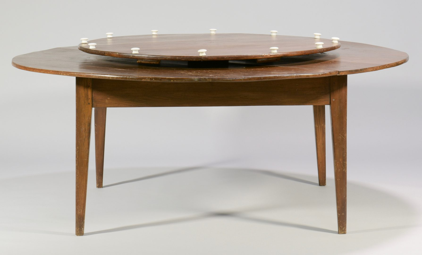 Lot 124: Tennessee Lazy Susan Table