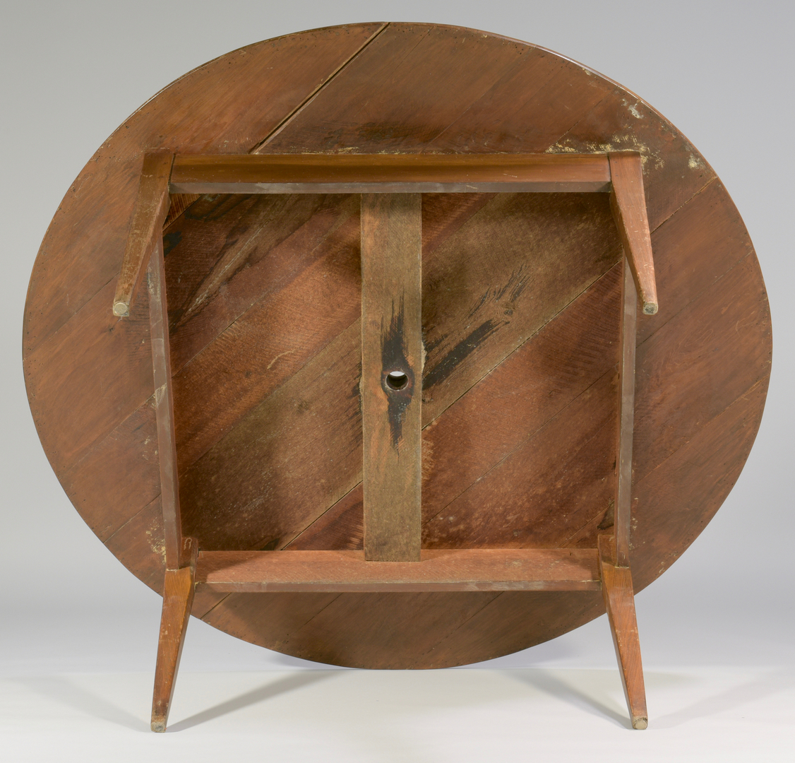 Lot 124 Tennessee Lazy Susan Table