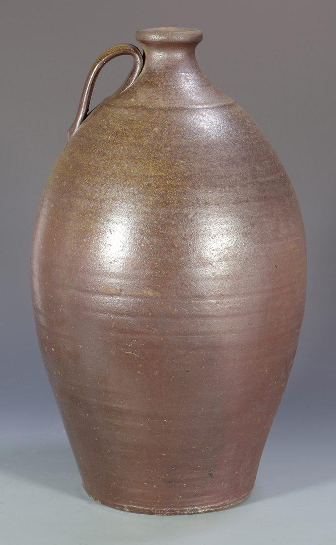 Lot 132: Large Middle TN Stoneware Jug