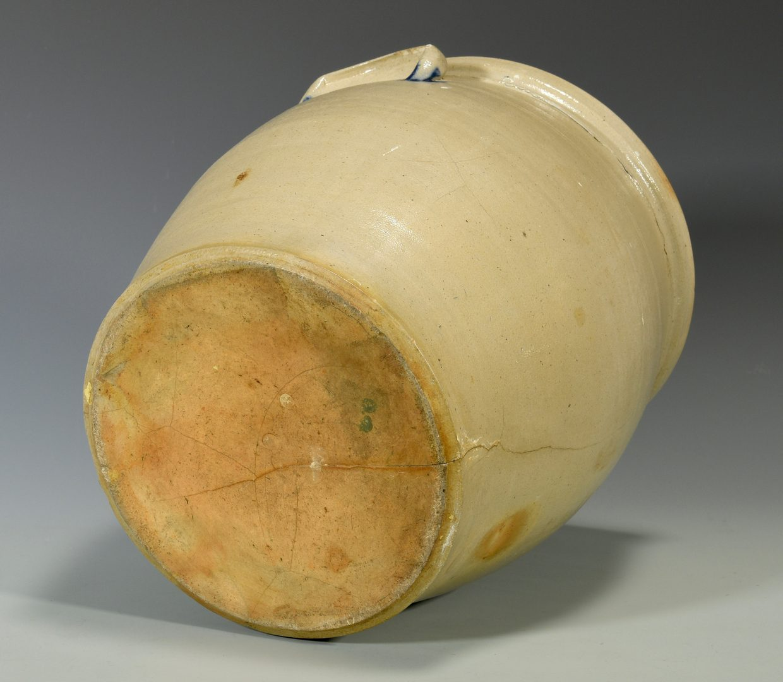 Lot 145: Cowden & Wilcox Stoneware Jar w/ Horse