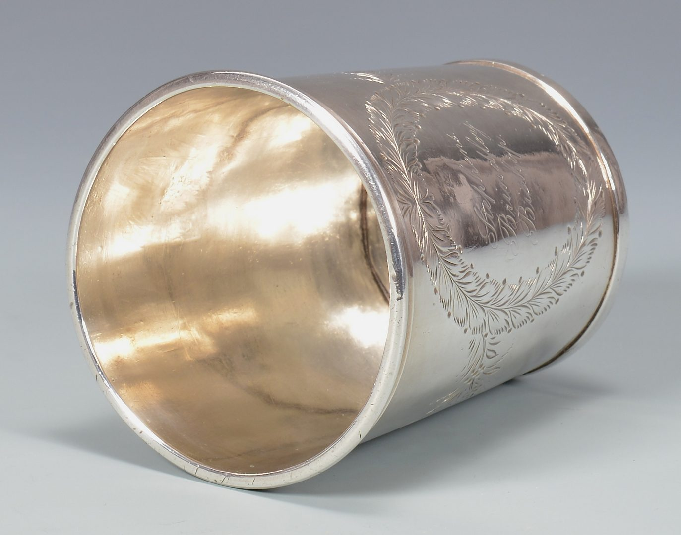 Lot 149: KY Coin Silver Julep Cup