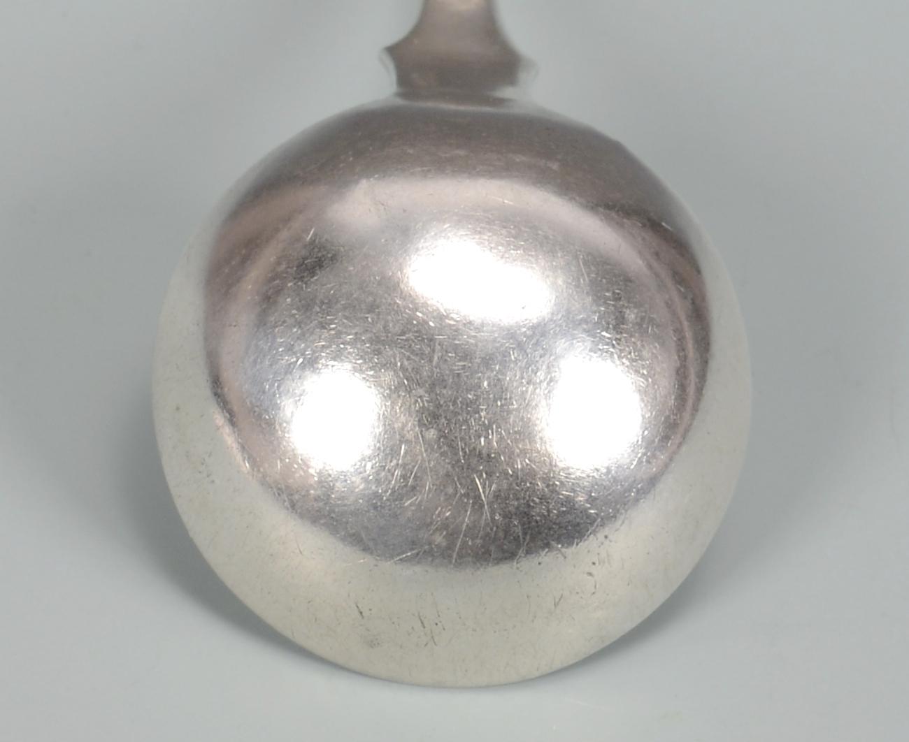 Lot 152: Riggs Paris, KY Silver Gravy Ladle