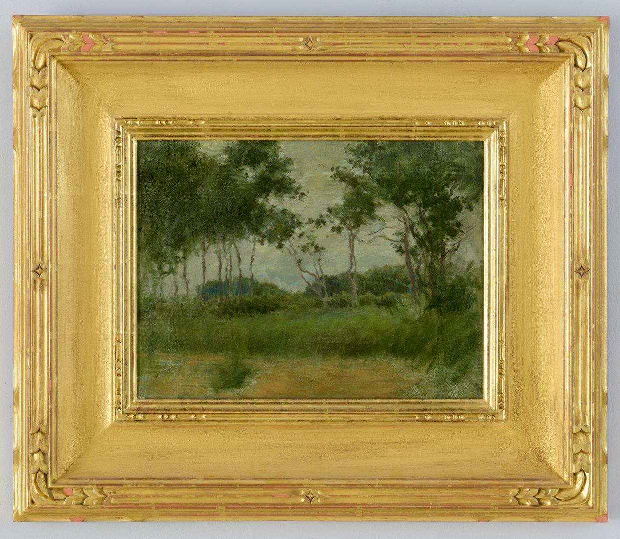 Lot 191: Paul Cornoyer o/c landscape