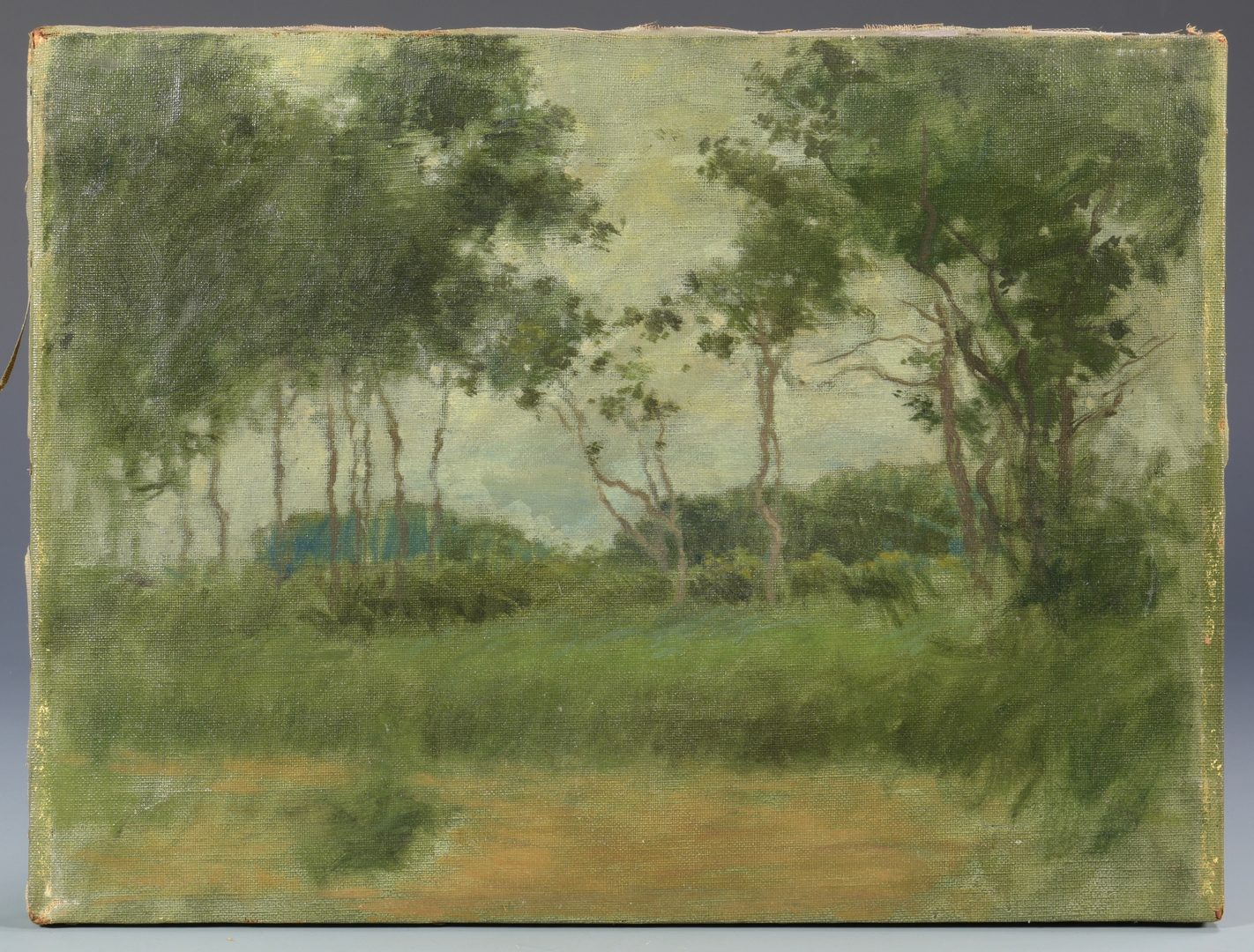 Lot 191: Paul Cornoyer o/c landscape