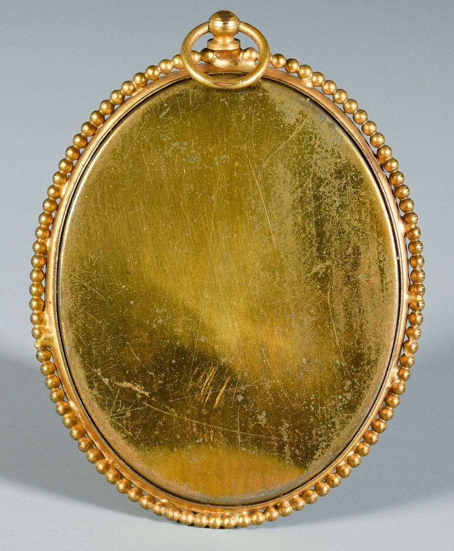 Lot 218: Rachel Jackson Portrait Miniature